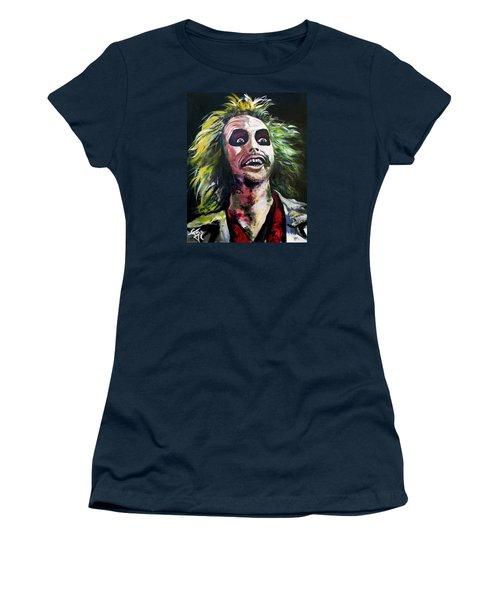 Beetlejuice Women's T-Shirt (Athletic Fit)
