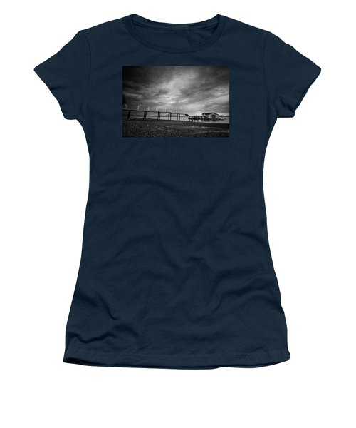 Before The Rain Women's T-Shirt (Athletic Fit)