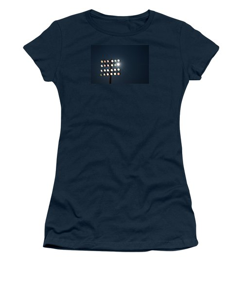 Beneath Friday Night Lights Women's T-Shirt (Athletic Fit)