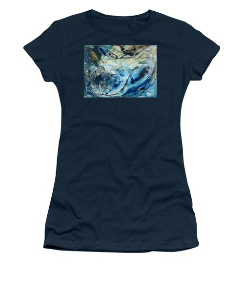 Beneath The Surface Women's T-Shirt (Athletic Fit)