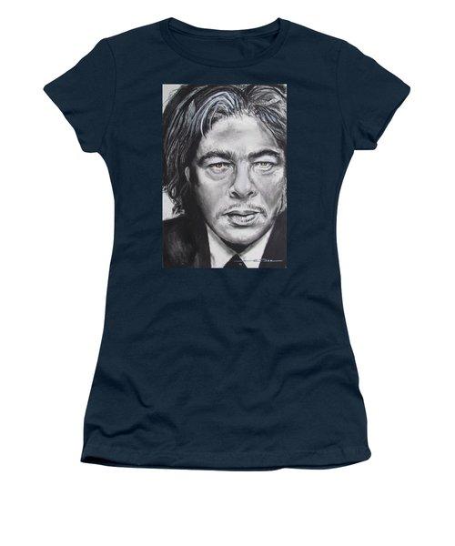 Benicio Del Toro Women's T-Shirt