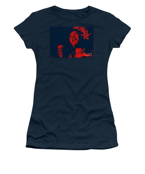 Billie Holiday Women's T-Shirt (Athletic Fit)