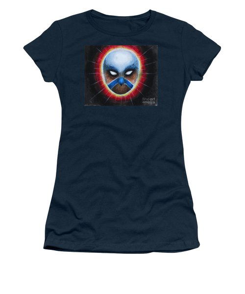 Bird Totem Mask Women's T-Shirt (Athletic Fit)