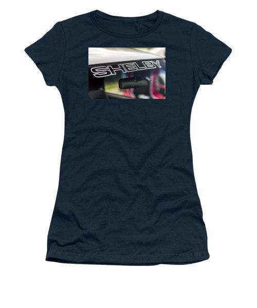 Birthday Car - Shelby Windshield Women's T-Shirt