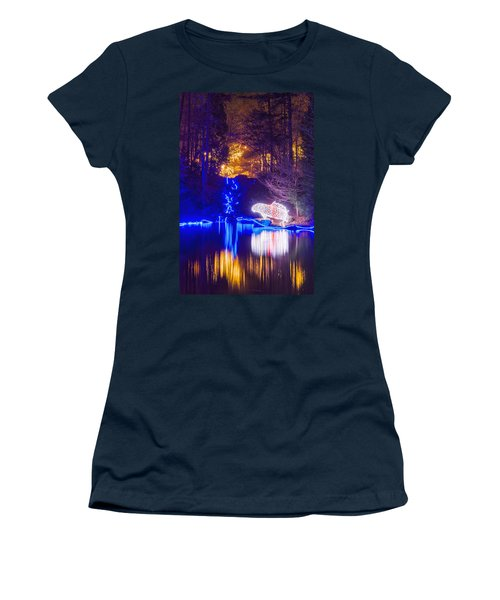 Blue River - Full Height Women's T-Shirt