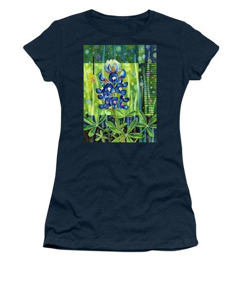 Blue Tapestry Women's T-Shirt