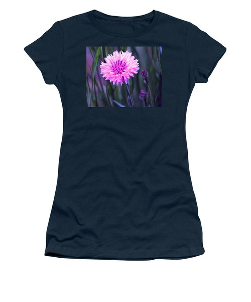 Brilliant Button Women's T-Shirt