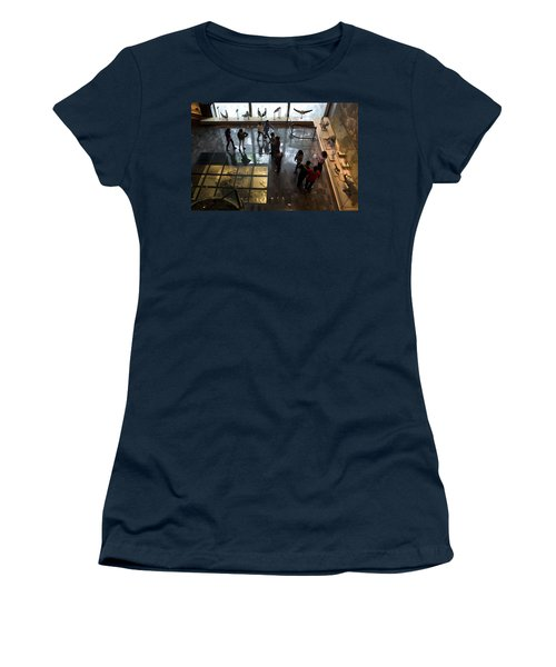 Buried Treasures Women's T-Shirt (Junior Cut) by Lynn Palmer