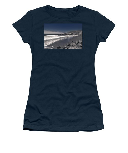 California Coastline Women's T-Shirt