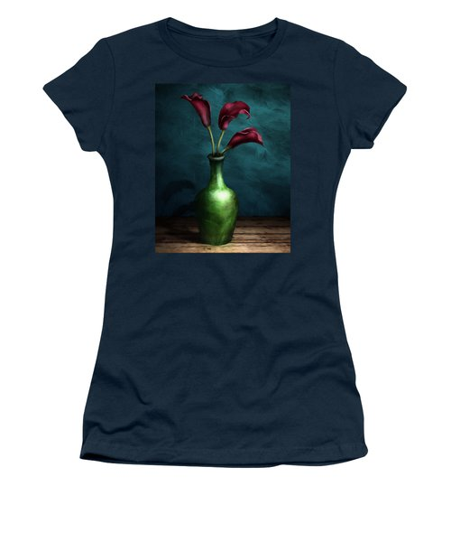 Calla Lilies I Women's T-Shirt (Athletic Fit)