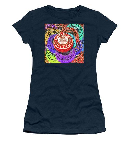 Campari Soda Caps Women's T-Shirt
