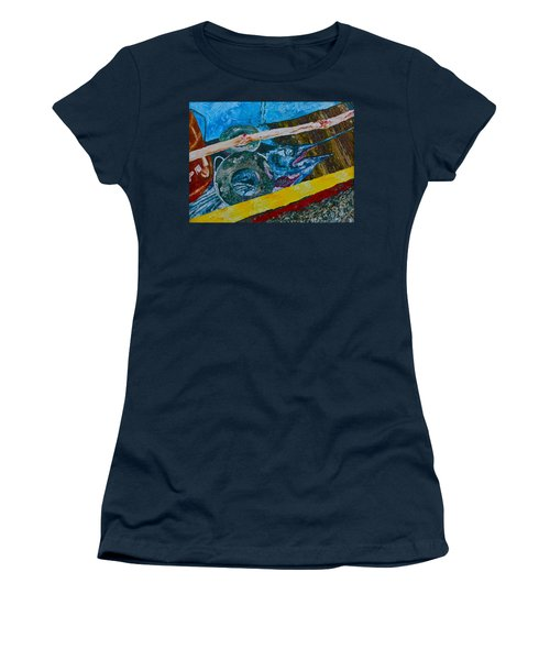 Catch Of The Day 3 Women's T-Shirt (Athletic Fit)