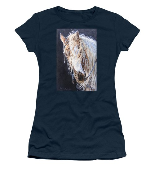 Cherokee Rose Gypsy Horse Women's T-Shirt