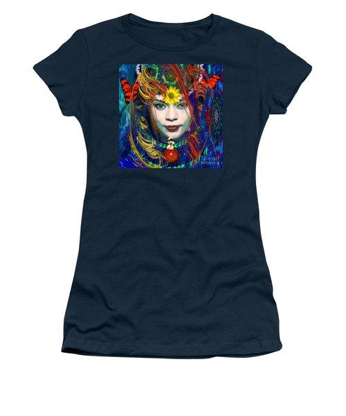 My Solar Life Women's T-Shirt (Junior Cut) by Joseph Mosley