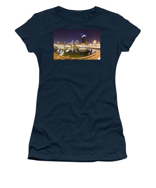 City's Reflection Women's T-Shirt