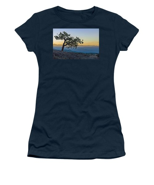 Colorado Sunset Women's T-Shirt