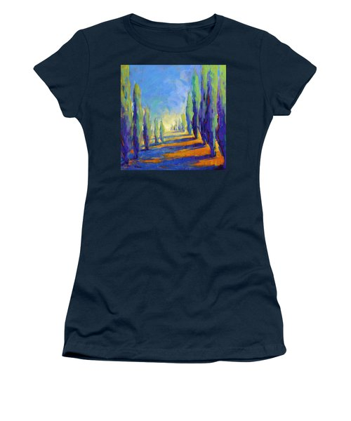 Colors Of Summer 8 Women's T-Shirt