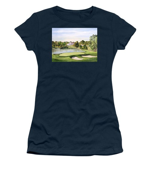 Congressional Golf Course 10th Hole Women's T-Shirt