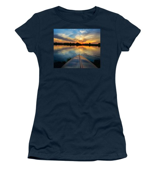 Cottage Country's Silhouette Women's T-Shirt