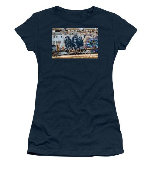 Council Of Monkeys 2 Women's T-Shirt