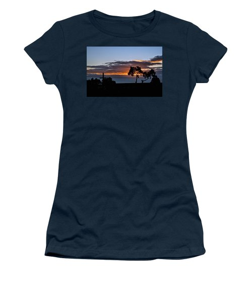 Couple Women's T-Shirt (Athletic Fit)