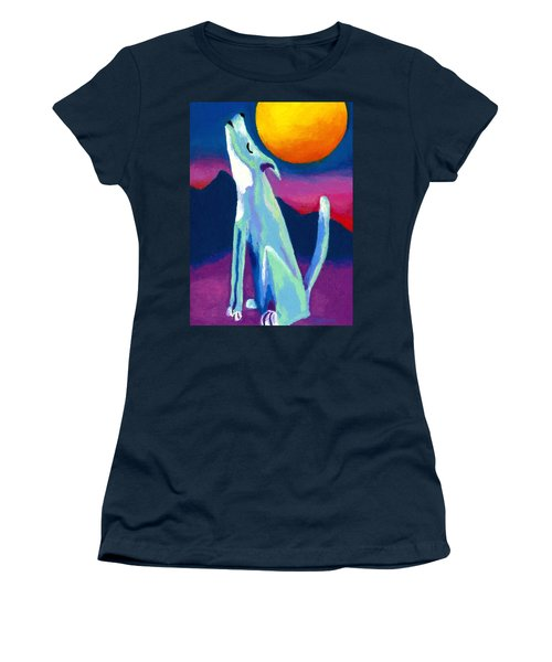Coyote Azul Women's T-Shirt (Athletic Fit)