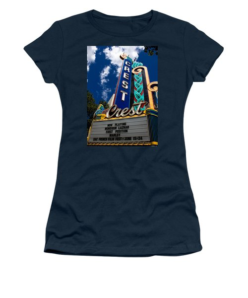Crest Theater Women's T-Shirt