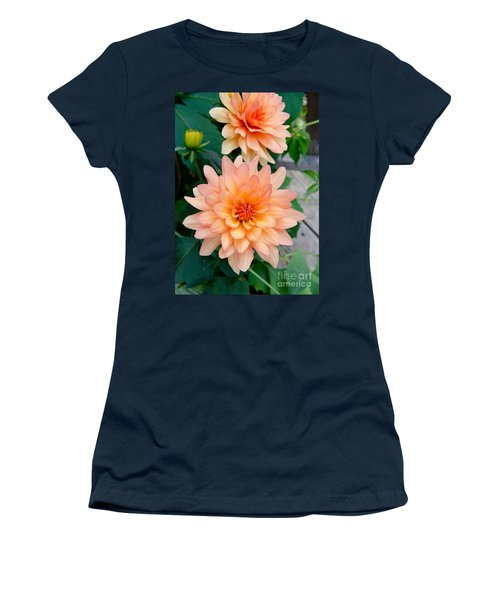 Dahlias Women's T-Shirt