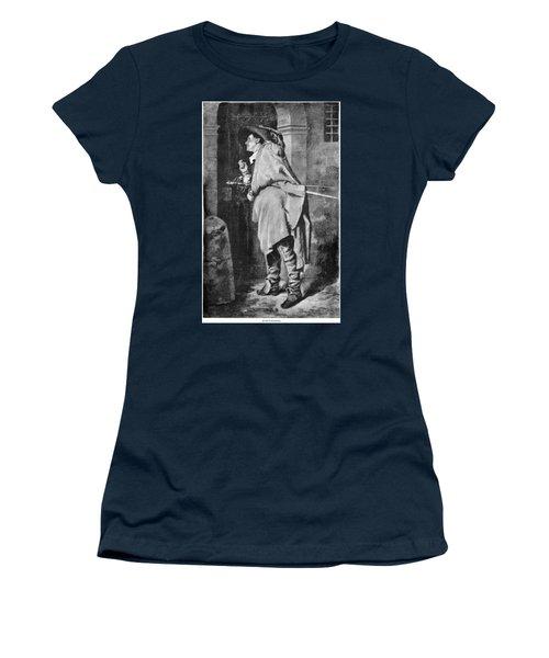 D'artagnan Women's T-Shirt (Athletic Fit)
