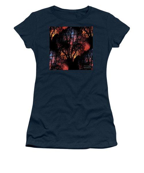 Sunrise - Dawn's Early Light Women's T-Shirt (Junior Cut) by Luther Fine Art