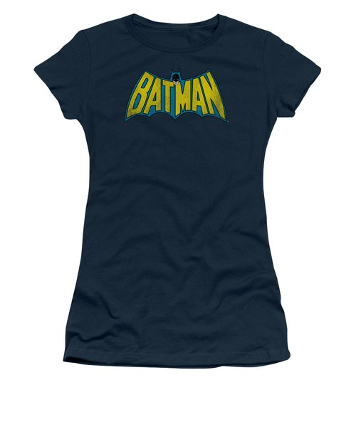 Dc - Classic Batman Logo Women's T-Shirt