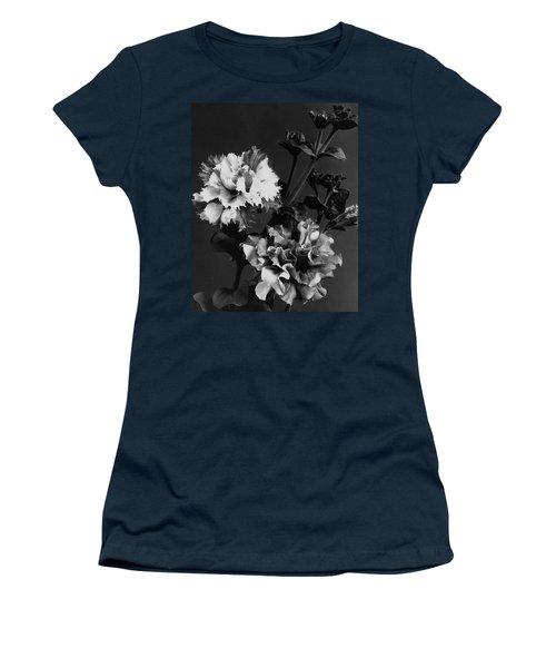 Double Petunias Women's T-Shirt