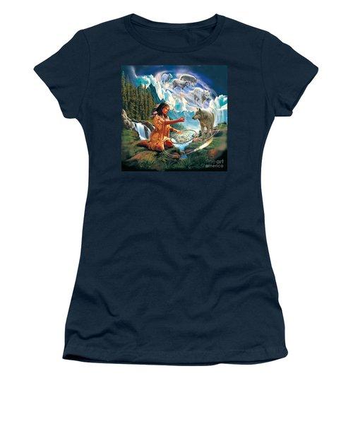 Dreamcatcher 3 Women's T-Shirt (Athletic Fit)