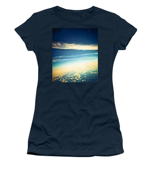 Women's T-Shirt (Junior Cut) featuring the photograph Dreamland by Sara Frank