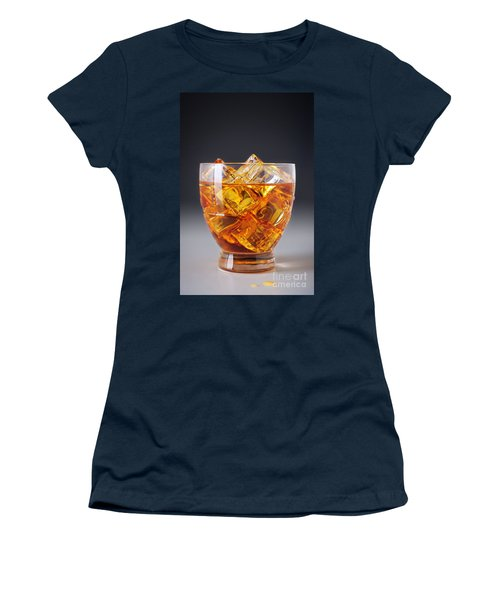 Drink On Ice Women's T-Shirt