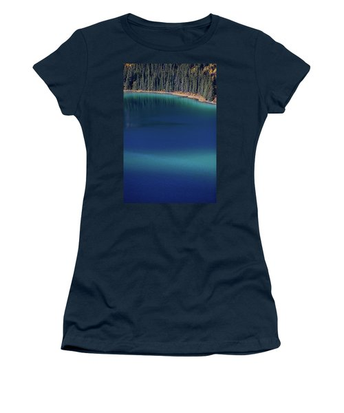 Emerald Lake Viewed From Above Women's T-Shirt
