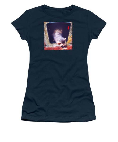Emergence Women's T-Shirt (Junior Cut) by Anna Porter