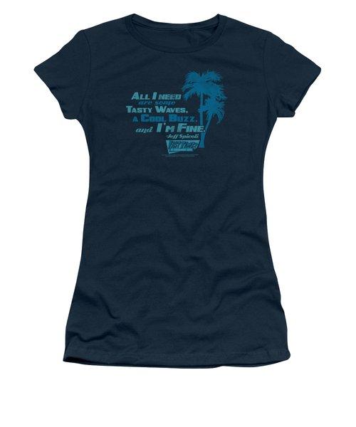 Fast Times Ridgemont High - All I Need Women's T-Shirt