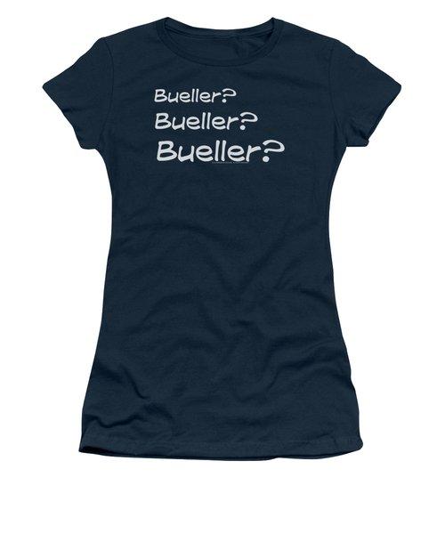 Ferris Bueller - Bueller? Women's T-Shirt