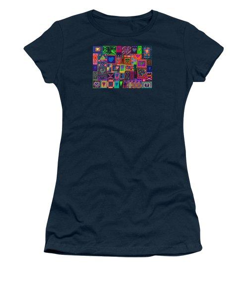 Find U'r Love Found Women's T-Shirt (Athletic Fit)
