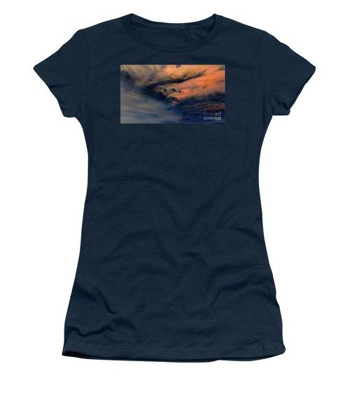 Fire In The Hills Women's T-Shirt