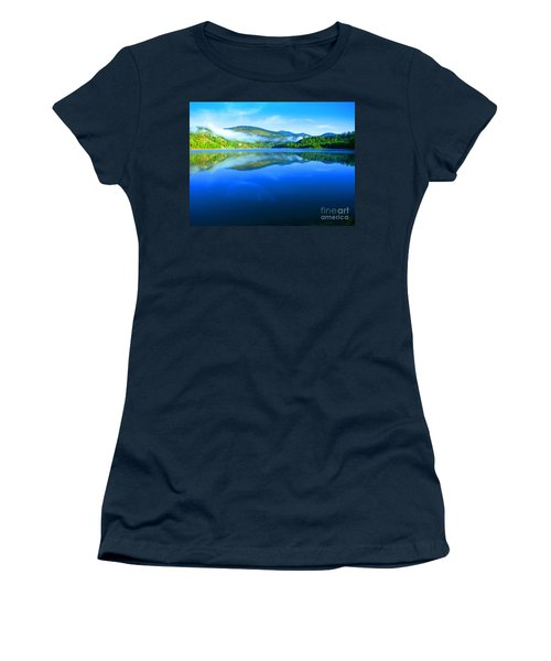 Fishing Spot 5 Women's T-Shirt (Junior Cut) by Greg Patzer