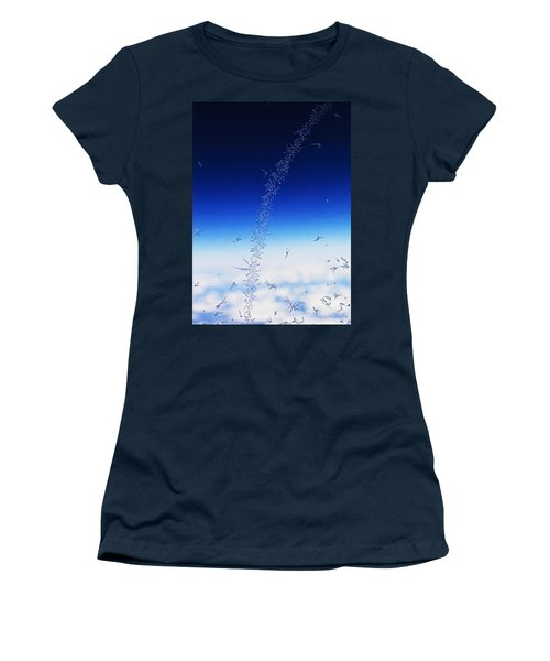 Five Miles High Women's T-Shirt (Athletic Fit)