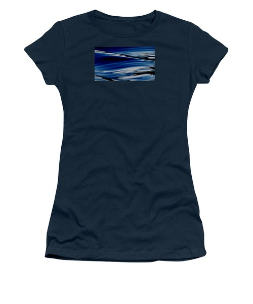Flowing Movement Women's T-Shirt (Junior Cut) by Janice Westerberg