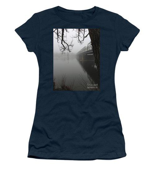 Foggy Morning In Paradise - The Bridge Women's T-Shirt