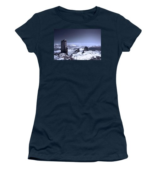 Frozen Landscape Women's T-Shirt