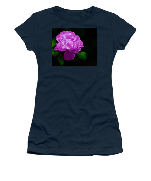 Glowing Rose II Women's T-Shirt