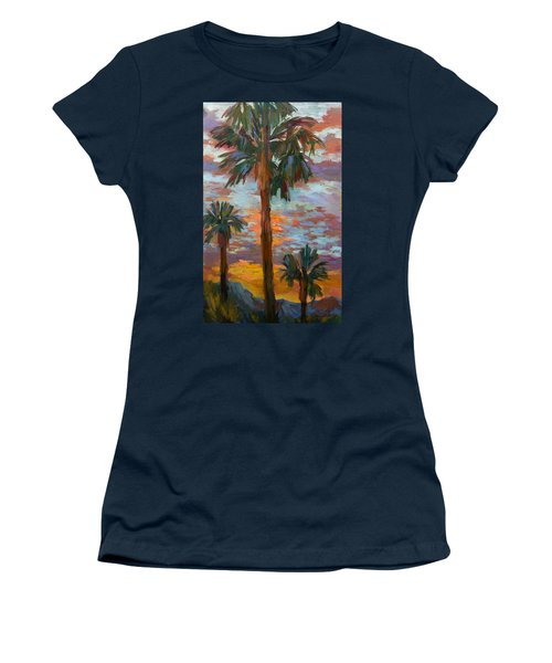 Golden Sunrise Women's T-Shirt