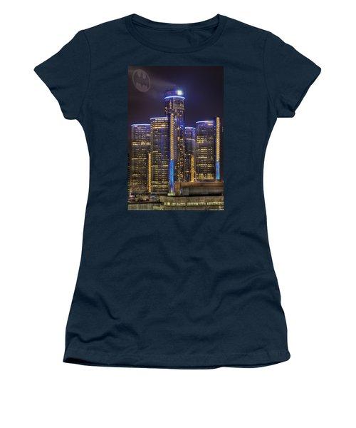Gotham Detroit Women's T-Shirt (Athletic Fit)