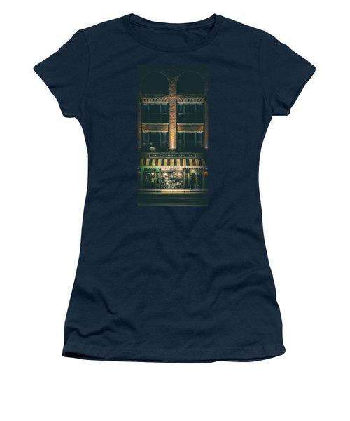 Goudas Italian Deli Color Women's T-Shirt